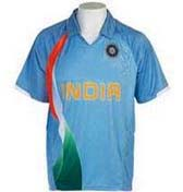 replica shirt of indian cricket team