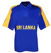replica shirt of sri lankan cricket team