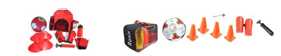 soccer balls gift packs