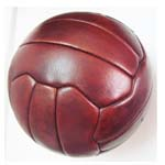leather football manufacturers